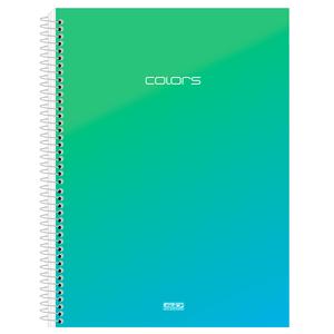 Caderno-Universitario-1x1-96-fls-C.D.-Sao-D.---Colors-Azul