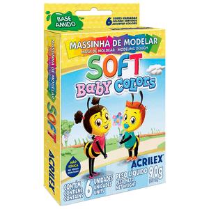 Massinha-de-Modelar-Soft-Baby-Colors-com--Cores-Pastel---Acrilex