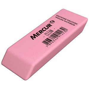 BORRACHA--CLEAN--ROSA--MERCUR