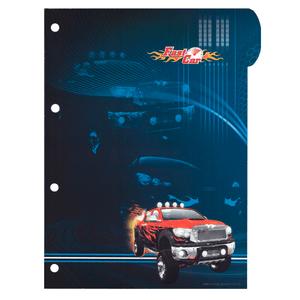 Divisoria-para-Fichario-com-6-Fast-Car-Detalhe00---Norma