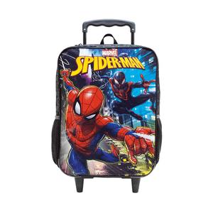 Mochila-de-Rodinhas-Spider-Man-Rescue-14---Ref.-8671---Xeryus