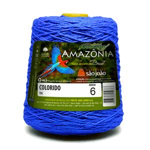 Barbante-Amazonia-Nº-6-com-600g-Sao-Joao---Cor-06-Azul-Royal