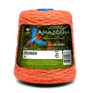Barbante-Amazonia-Nº-6-com-600g-Sao-Joao---Cor-03-Laranja