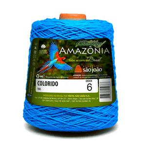 Barbante-Amazonia-Nº-6-com-600g-Sao-Joao---Cor-02-Azul-Turquesa