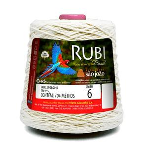 Barbante-Rubi-Cru-Nº-6-com-700g---Sao-Joao