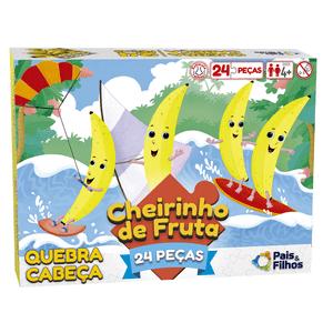 Quebra-Cabeca-24-Pecas-Com-Cheirinho-de-Fruta-Banana---Pais---Filhos