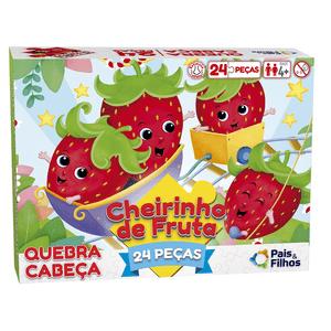 Quebra-Cabeca-24-Pecas-Com-Cheirinho-de-Fruta-Morango---Pais---Filhos