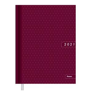 Agenda-Executiva-Compacta-Color-Vermelha-2021---Foroni