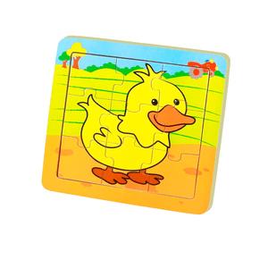 Quebra-Cabeca-9-Pecas-Pato---Dican