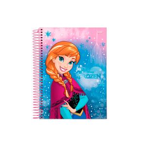 Caderneta-18-C.D.-96-Folhas-Jandaia---Frozen-7