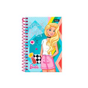 Caderneta-18-C.D.-96-Folhas-Foroni---Barbie-7
