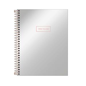 Caderno-Colegial-10x1-160-fls-C.D.-Tilibra---West-Village-Metalizado-Prata-2