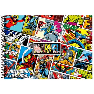 Cartografia-C.D.-80-fls-Foroni---Marvel-Comics-2
