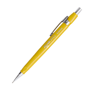Lapiseira-Tecnica-Triangular-0.9mm-Amarela-Jocar-Office
