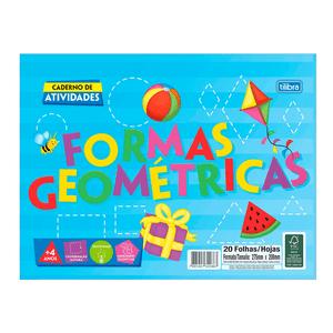 Caderno-de-Atividades-Formas-Geometricas-Academie-20-Folhas----Tilibra
