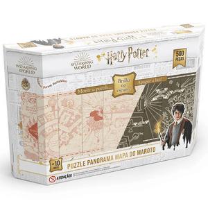 Puzzle-500-Pecas-Mapa-do-Maroto-Harry-Potter---Grow