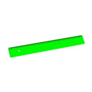 Regua-Escolar-30CM-Verde-Acrimet
