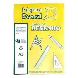 Bloco-de-Desenho-A3-150grs-Pagina-Brasil