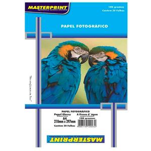 Papel-Fotografico-Glossy-A4-180G-Masterprint