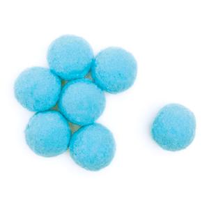 Pompom-Solto-20mm-com-50-Luli---Cor-17-Azul-Bebe