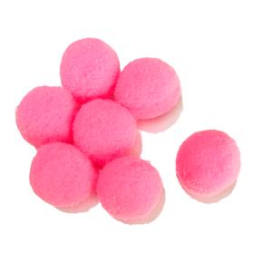 Pompom-Solto-20mm-com-50-Luli---Cor-03-Rosa-Bebe