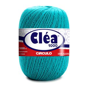 Linha-para-Croche-c-1000m-Clea---Cor-5556-Verde-Tiffany