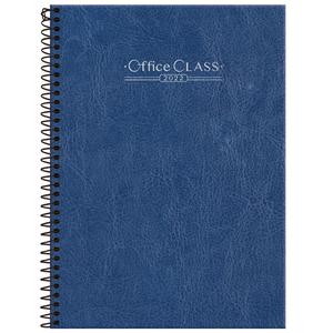 Agenda-Executiva-Office-Class-Semanal-Azul-2022---Foroni