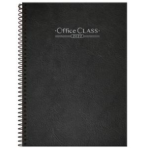 Agenda-Executiva-Office-Class-Semanal-Preta-2022---Foroni