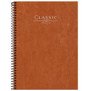 Agenda-Executiva-Classic-Office-Class-Marrom-2022---Foroni