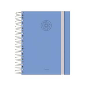 Agenda-Espiral-Fluor-Mix-Soft-Azul-2022---Foroni
