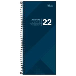 Agenda-Espiral-Comercial-Ideale-M8-2022---Tilibra