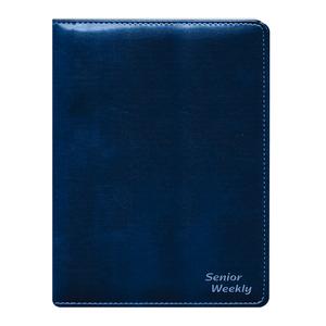 Agenda-Costurada-Anual-Senior-Weekly-2022-Azul---Sao-Domingos