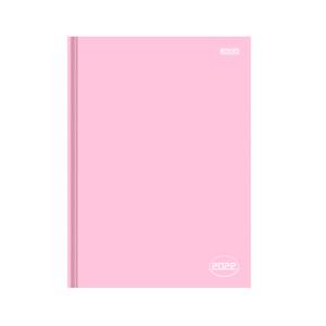 Agenda-Anual-Costurada-Percalux-Colors-2022-Rosa---Sao-Domingos