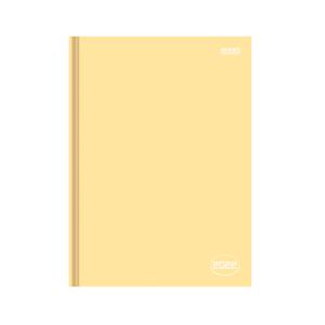Agenda-Anual-Costurada-Percalux-Colors-2022-Amarela---Sao-Domingos