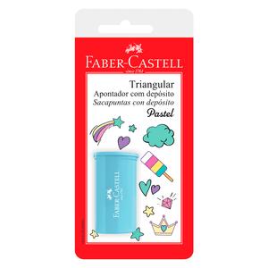 Apontador-com-Deposito-Triangular-Azul-Pastel---Faber-Castell
