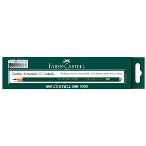 Caixa-Ecolapis-Grafite-Sextavado-90003B-com-12-unidades---Faber-Castell