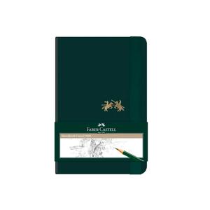 Caderneta-Sketchbook-C9000-sem-Pauta---Feber-Castell