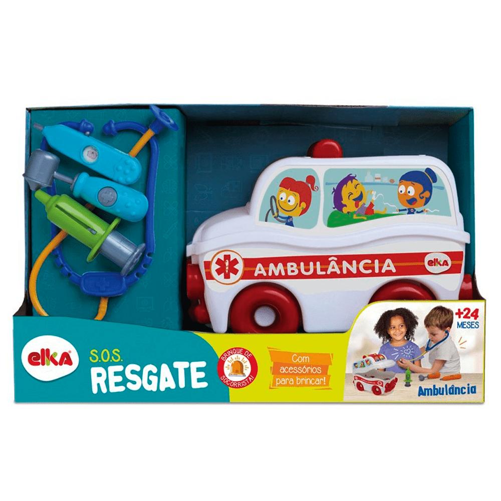SOS-Resgate-Ambulancia---Elka