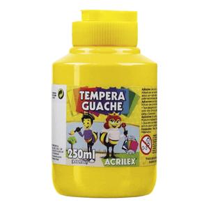 Tinta-Guache-250ml-Amarelo-Limao-504-Acrilex1